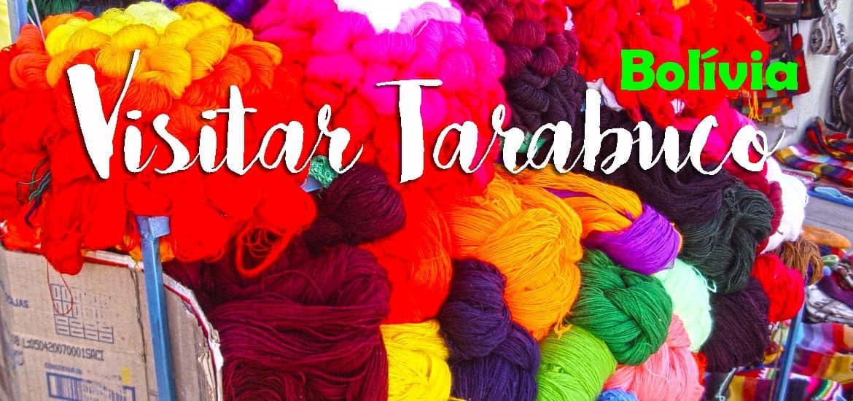 Visitar TARABUCO desde Sucre e explorar o seu magnífico mercado indígena | Bolívia
