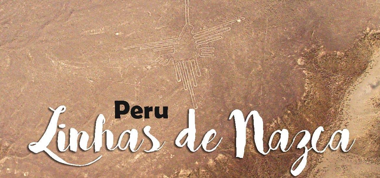 Sobrevoar as LINHAS DE NAZCA e descobrindo um dos mistérios dos Andes | Peru