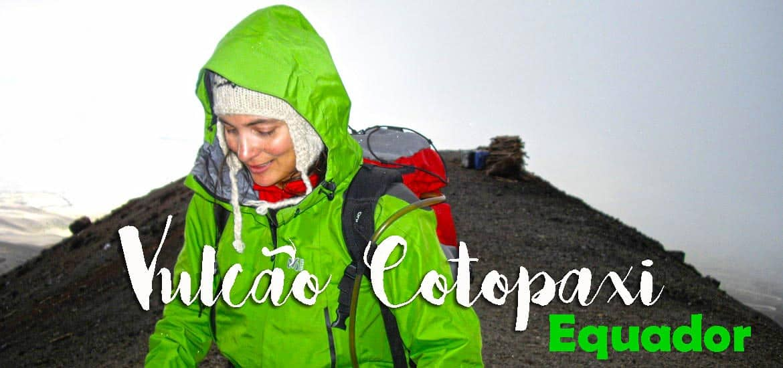 SUBIR O COTOPAXI - No cume do Vulcão Cotopaxi, o ponto mais afastado do centro da Terra (5897 m) | Equador