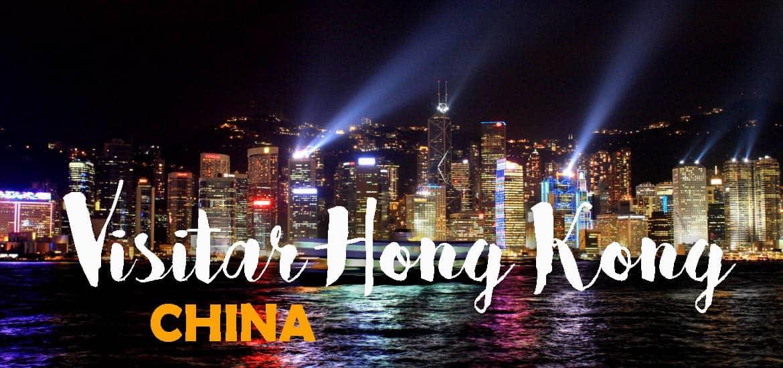 À descoberta de HONG KONG, muito mais do que uma cidade | China
