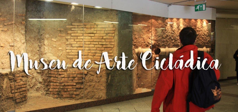 Visitar o Museu de Arte Cicládica de Atenas | Grécia