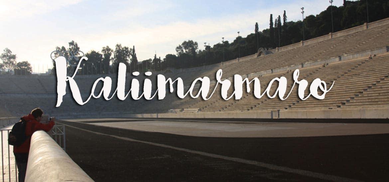 Visitar o Estádio Kallimarmaro de Atenas | Grécia