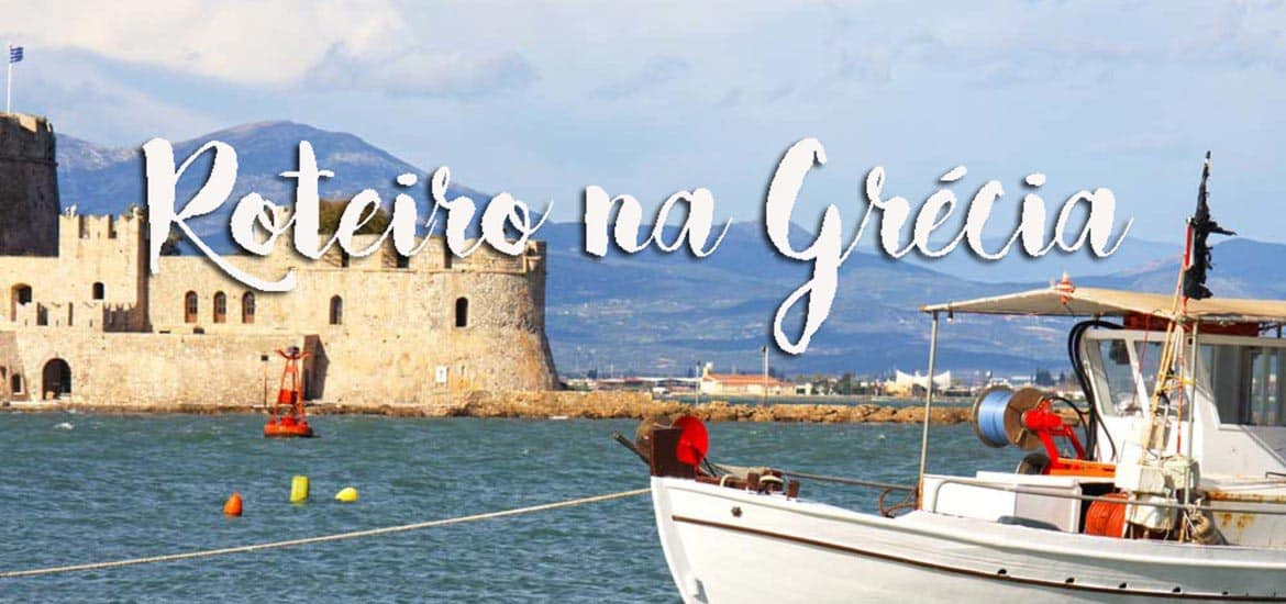 Roteiro para 7 dias a explorar a Grécia Continental, desde Atenas, Nafplio, Delfos e Meteora