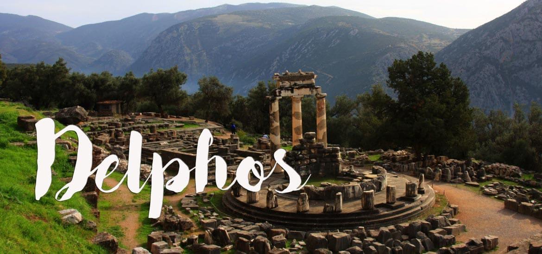 Uma visita ao oráculo de Delfos (ou Delphus) entre Atenas e Meteora | Grécia