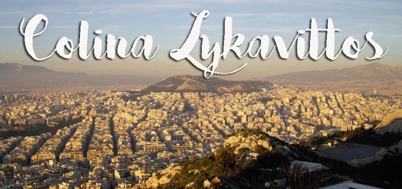 As vistas deslumbrantes da magnífica COLINA LYKAVITTOS em Atenas | Grécia