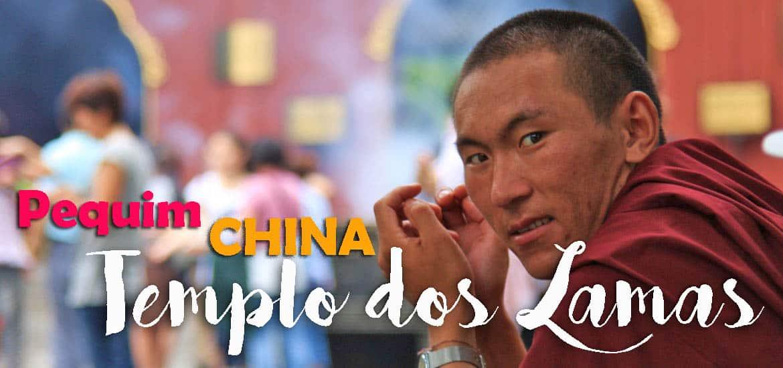 Visitar o TEMPLO DOS LAMAS em Pequim e conhecer o budismo chinês | China