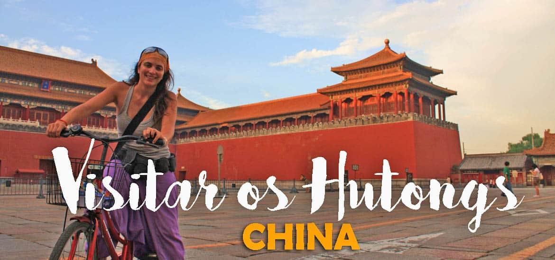 Visitar PEQUIM de bicicleta pelos HUTONGS escondidos na cidade | China