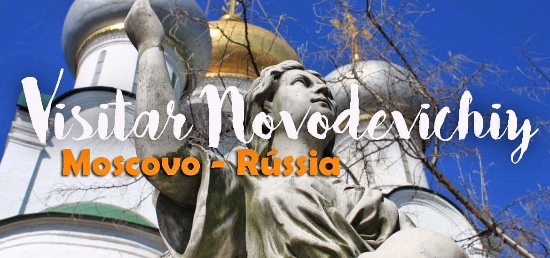 Visitar o CONVENTO DE NOVODEVICHIY e desfrutar de uns momentos de sossego em Moscovo | Rússia