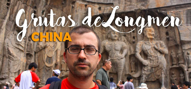 Visitar as GRUTAS DE LONGMEN a caminho de XIAN   China