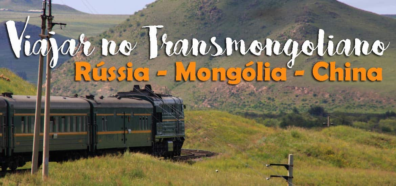 A bordo do TRANSMONGOLIANO - Parte I: Irkutsk - Ulaan Baatar