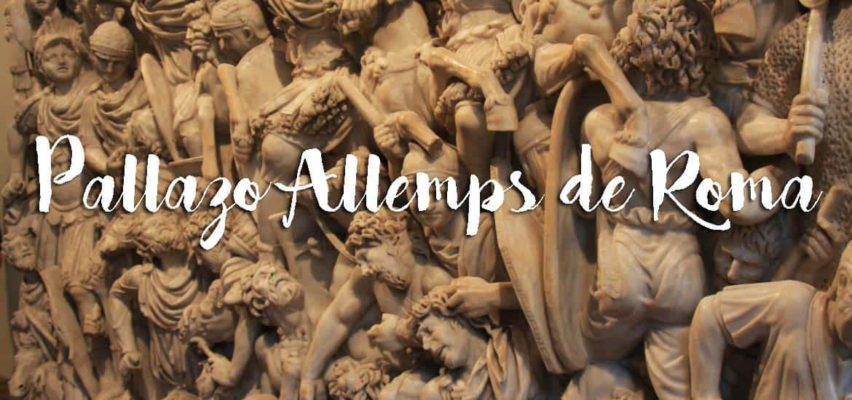 Museu Nacional Romano - PALAZZO ALTEMPS de Roma | Itália