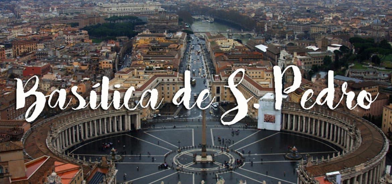 Visitar a BASÍLICA DE SÃO PEDRO do Vaticano e descobrir a história da religião | Itália