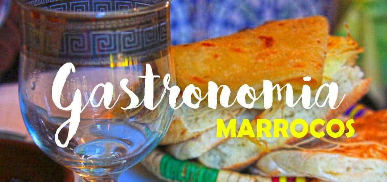 COMER EM MARROCOS - A gastronomia marroquina, comida e sabores