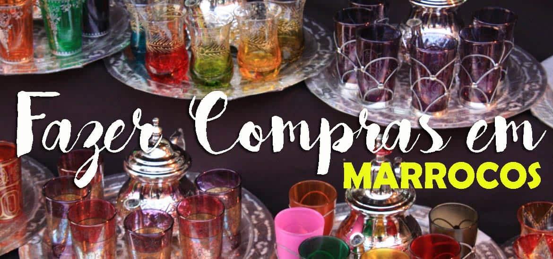 FAZER COMPRAS EM MARROCOS | Shopholics devem fugir!