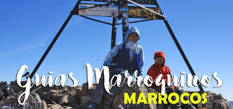São (guias) marroquinos... e basta! Parte II - Uma aventura no Toubkal | Marrocos