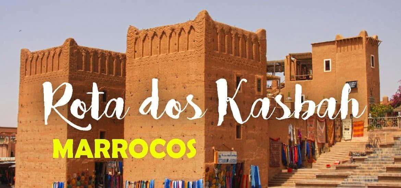 ROTA DOS KASBAHS - MARROCOS   De Ouarzazate a Ait Benhaddou