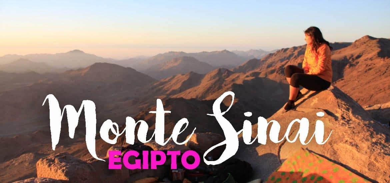 Visitar o MONTE SINAI (e subir) e Mosteiro de Santa Catarina | Egipto