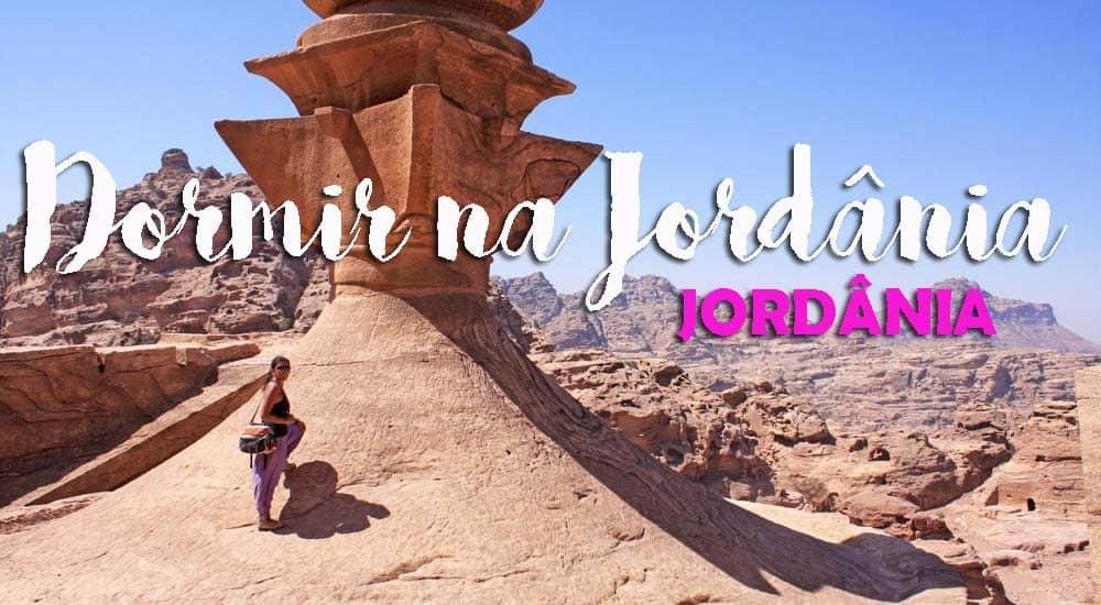 DORMIR NA JORDÂNIA - Os hotéis e alojamentos que usamos na nossa viagem