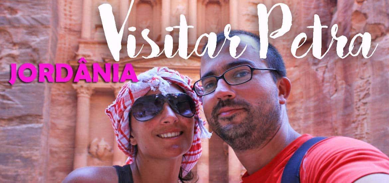 Visitar PETRA - Tudo o que precisa saber para visitar a cidade dos Nabatéus em 2 dias | Jordânia