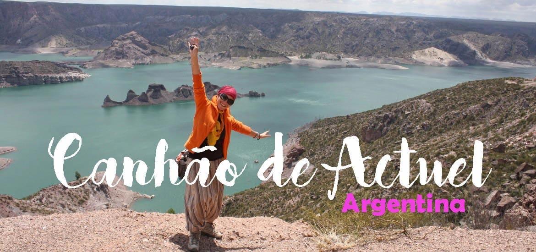 Viagem ao centro da Terra no CANHÃO DE ACTUEL em San Rafael | Argentina