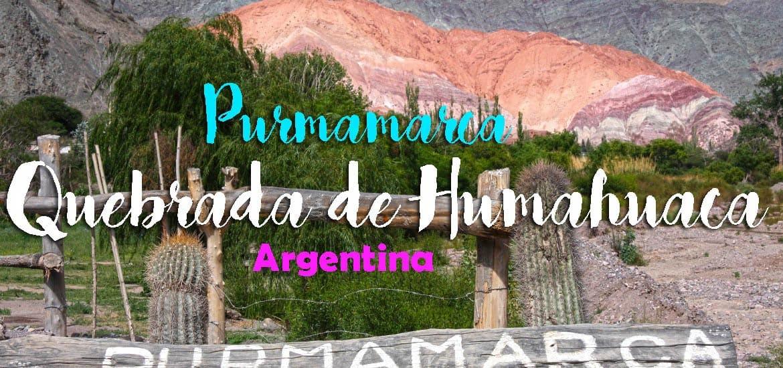 Visitar a QUEBRADA DE HUMAHUACA e as povoações de Pumamarca, Jujuy, Uquia e Tilcara | Argentina