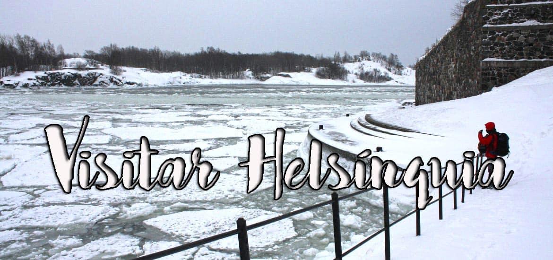 Visitar Helsínquia e descobrir uma bela cidade embrenhada no frio do Inverno | Finlândia