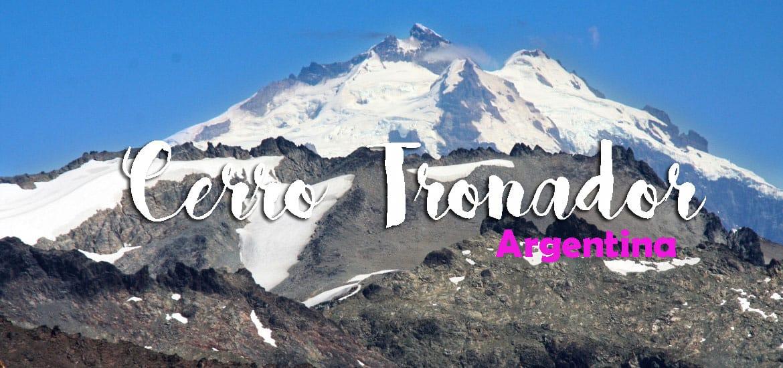 Trekking no CERRO TRONADOR, uma das montanhas com os trilhos mais bonitos dos Andes | Argentina