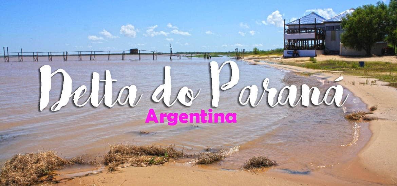 Visitar o DELTA DO PARANÁ a partir de Rosário | Argentina
