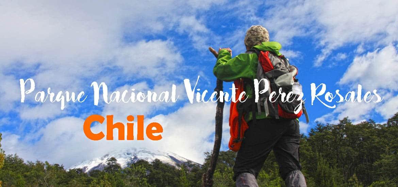 Parque Nacional VICENTE PEREZ ROSALES e lago Nuapi Huapi | Chile