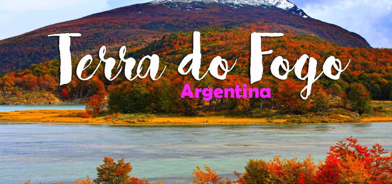 Explorar e fazer trilhos na TERRA DO FOGO, ou Tierra del Fuego | Argentina