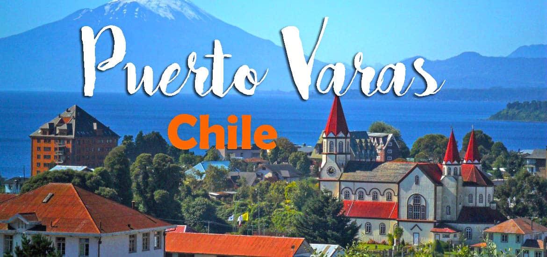 Visitar PUERTO VARAS e apaixonar-me completamente por este local | Chile