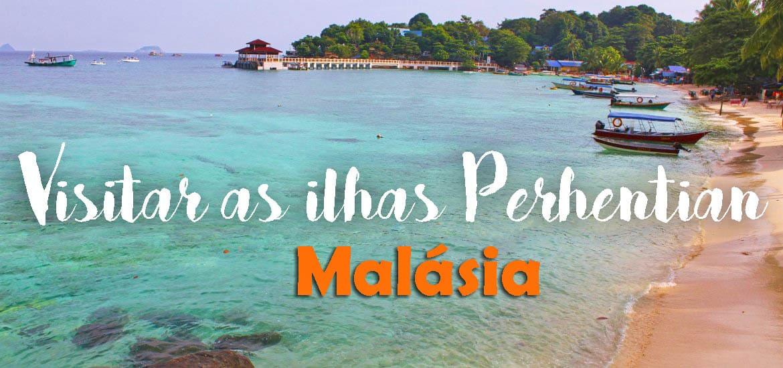 Visitar as ilhas PERHENTIAN e tirar um curso de mergulho PADI | Malásia