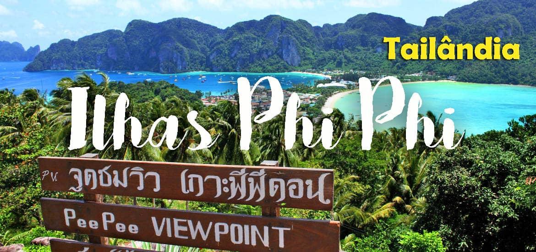 Visitar KOH PHI PHI - As ilhas com um desenvolvimento (in)sustentável | Tailândia