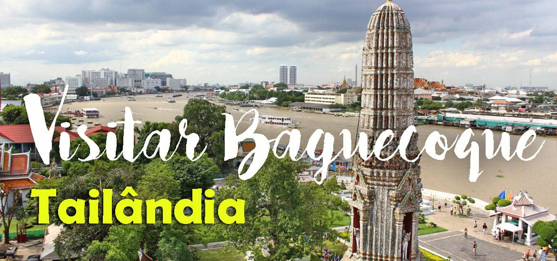 Visitar BANGUECOQUE - What happens in Bangkok...   Tailândia