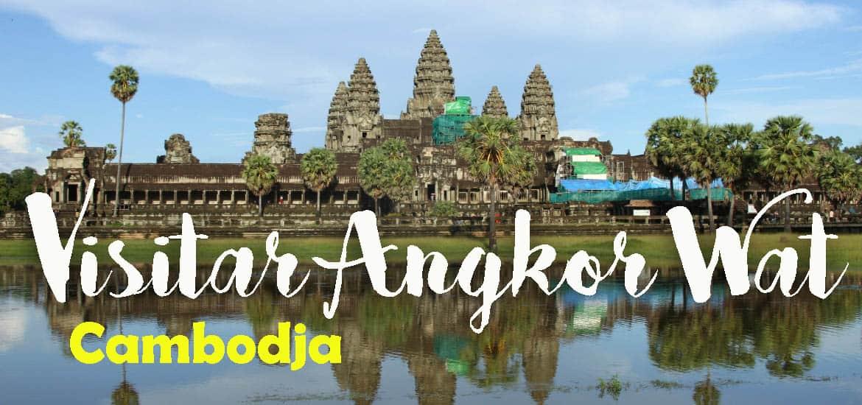 Visitar ANGOR WAT, a Maravilha do Mundo esquecida no meio da floresta | Cambodja