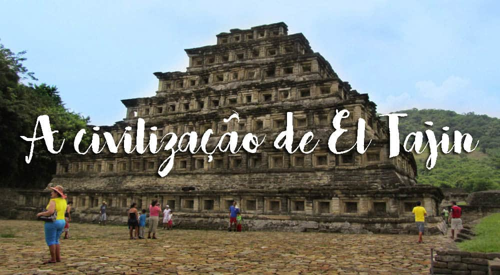 A civilização de El Tajín (250 d.C a 900 d.C.) | As culturas pré-colombianas do México