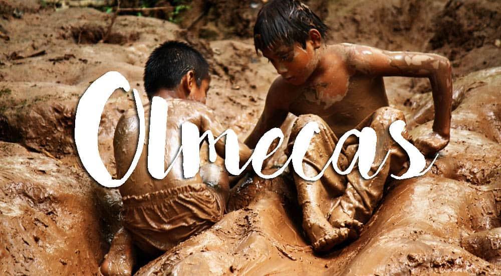 Viajando ao encontro dos Olmecas (1500 a.C. a 200 a.C.) | As civilizações pré-colombianas do México
