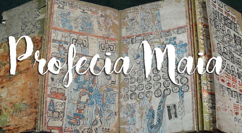 Profecia Maia 2012 - Fontes históricas textuais