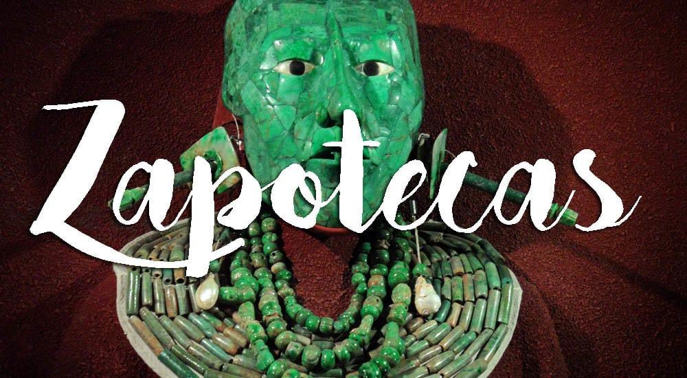 No encalço dos Zapotecas (600 a.C. a 800 d.C.) | As civilizações pré-colombianas do México