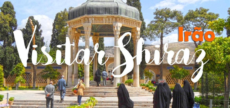 Visitar SHIRAZ - Aventuras e desventuras em Shiraz (mas todas... very good!) | Irão