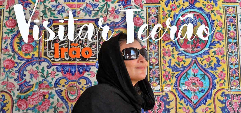 Explorando TEERÃO e o adeus a um país magnífico | Irão