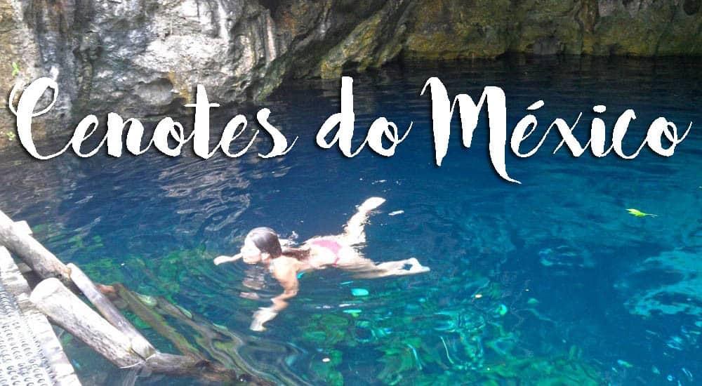 Os CENOTES DO MÉXICO - Uma viagem ao centro da Terra em Tulum | México