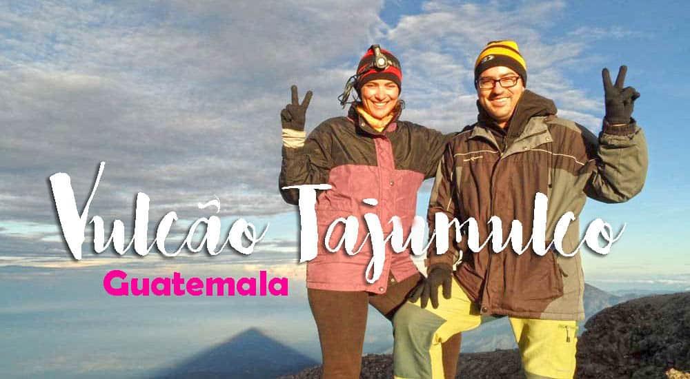 Vulcão Tajumulco (4220m), topo da América Central | Guatemala