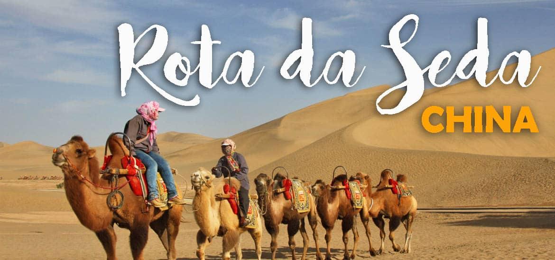 Viajar ao longo da ROTA DA SEDA | A viagem de uma vida