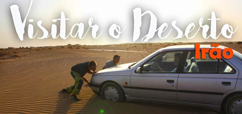 De quem foi a ideia de vir para o DESERTO IRANIANO no verão? Kashan | Irão