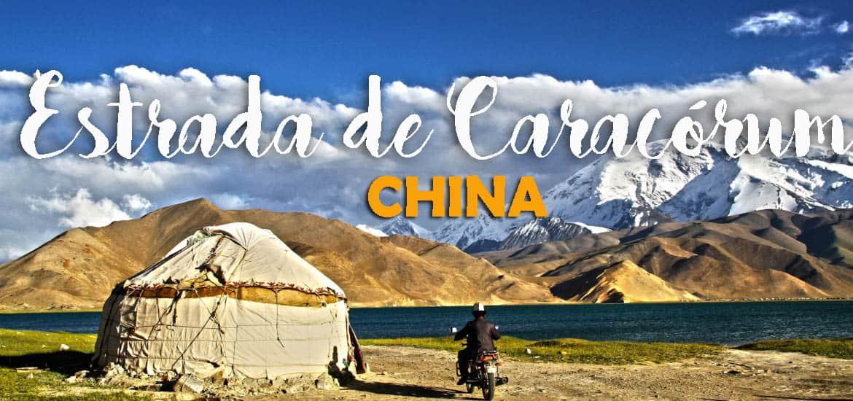 Percorrer a ESTRADA DE CARACÓRUM - Uma breve incursão na morada dos deuses | China
