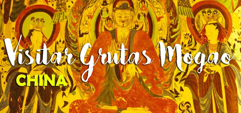 Visitar as GRUTAS MOGAO - À descoberta das do maior segredo budista da China   China