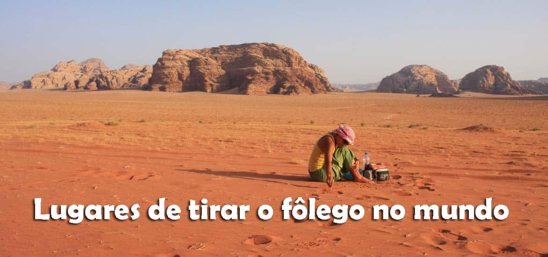 100 LUGARES DE TIRAR O FÔLEGO (parte II)
