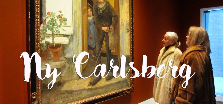 NY Carlsberg... Provavelmente a cerveja mais amante de arte do mundo | Dinamarca