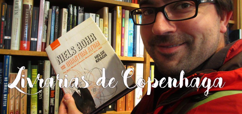 Livros, bibliotecas e livrarias em Copenhaga (o delírio de um viajante nerd) | Dinamarca